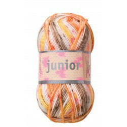 Järbo Junior 67024 Brun/Orange/Gul/hvid mix