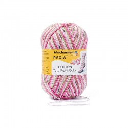 REGIA Cotton Tutti Frutti Color 02419 Dragefrugt